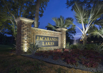 landscape lighting Fort Lauderdale